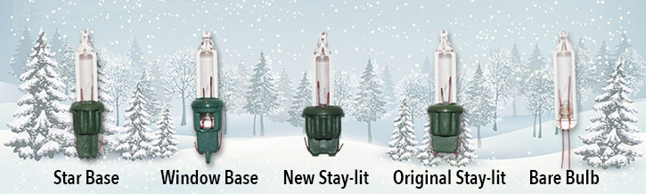 Replacement Christmas Light Bulbs