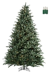 Noble Classic - 10ft Artificial Christmas Tree - Clear lights