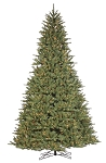 Fairhaven Spruce - 9ft Artificial Christmas Tree - Staylit® Clear lights