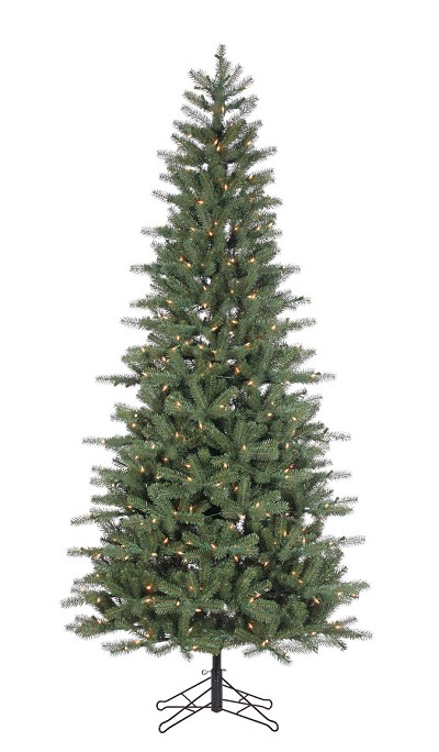 Grand Spruce - 9ft Artificial Christmas Tree - Staylit® Clear lights